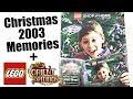 LEGO Holiday 2003 Catalog - Christmas 15 Years Ago!