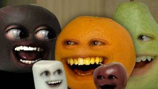 Annoying Orange - Theme Song Attack!