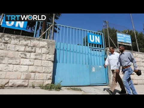 Palestine Schools: UN funding cuts mean schools may not reopen