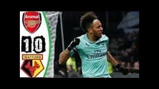 Watford 0-1 Arsenal | Iwobi Was Brilliant