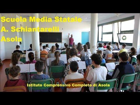 Sono stato in una Scuola Media ad assistere alle lezioni di musica