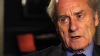 """The """"Ferocious"""" Rupert Murdoch: Sir Harold Evans Interview"""