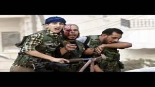 A Tease: aleppo syria rebel