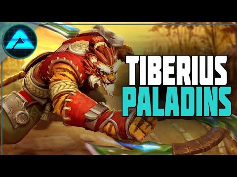 ТИБЕРИУС ИМБА ● Paladins