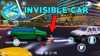GLITCHED LIFE # 14 - THE INVISIBLE CAR | Gangstar Vegas