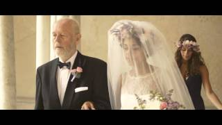 Sarah & Jeremy // Wedding video in Amalfi (Italy)