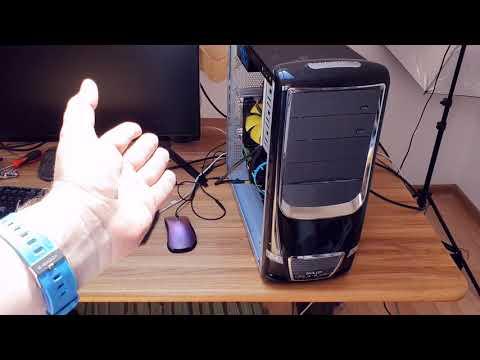 Как включить компьютер acer