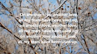 Tom Odell - Another Love lyrics thumbnail