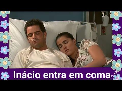 Lágrimas de amor - Inácio entra em coma (Completo)