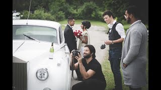 Why your wedding photographer & videographer should be from one team