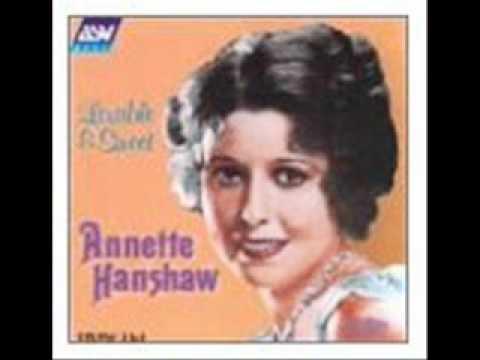 Annette Hanshaw - Song Of The Wanderer 1927