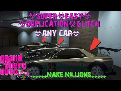 GTA 5 Online *New*Easy Money Glitch (Duplication Glitch) Working After Patch 1.42