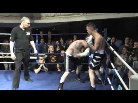IBA Essex Boxing - Shaun Goodwin v Tom Cunningham