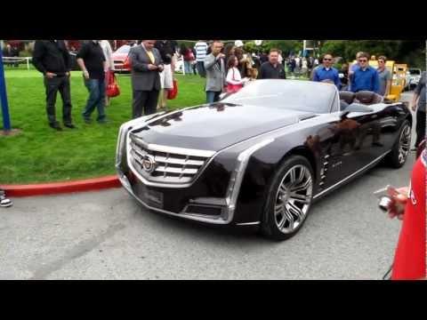 Cadillac 4 Door Convertible Price Cadillac Ciel 4-door