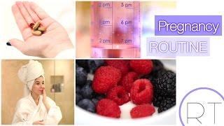 My Pregnancy Routine (DIY Belly Butter + Routine)