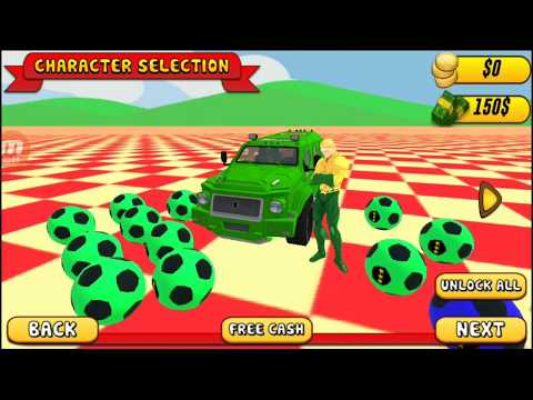 Learn Name Color With New Game For Kids-Supper Car,Supper Hero In The World