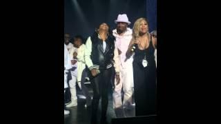 "Dave Hollister, Lil Mo, Big Bub, Monifah, Kyonte & more perform ""Let"