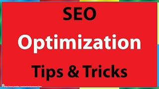Search Engine Optimization Tips 2016