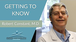 Getting to Know Robert Constant, M.D., F.A.C.E.