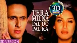 Tera Milna Pal Do Paal Ka || 3D Song || Romance With Sonu Nigam