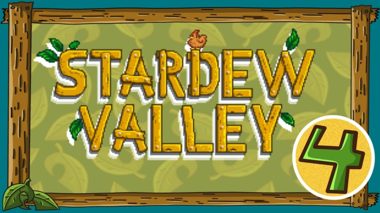 STARDEW VALLEY 🌿 STREAM #4 - Klatsch und Tratschgeschichten