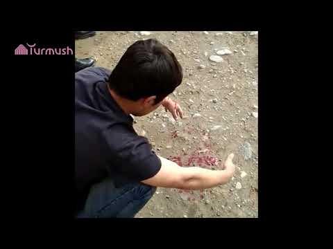 Смотреть Баткенде тажик тарап жер талашып, чек арада чыр чыкты онлайн