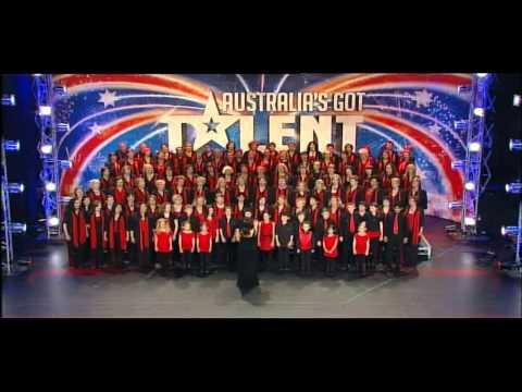 Australia's Got Talent 2011 - The Rock 'n Soul Choir - FULL, UNCUT VERSION.mpg