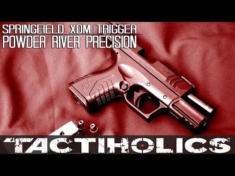 XDm 9mm Powder River Trigger - Tactiholics™