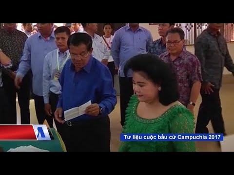 EU ngừng tài trợ cho bầu cử Campuchia
