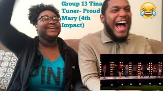 Group 13 Cover TINA TURNER