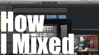 How I Mixed: Metal Mad Libs 6