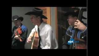 "Studio Five Sessions:Jason Petty as Hank Williams performing ""Down on the Bayou"""