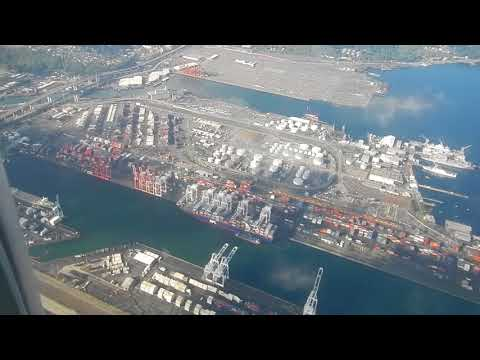Port of Seattle and Tacoma