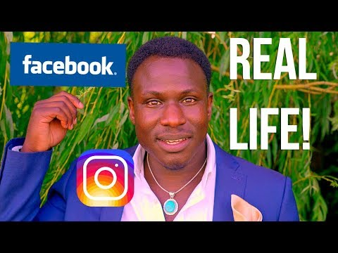(Instagram/Facebook Vs. Real Life) INSTAGRAM IN REAL LIFE!! (SHOCKING WARNING!!!)