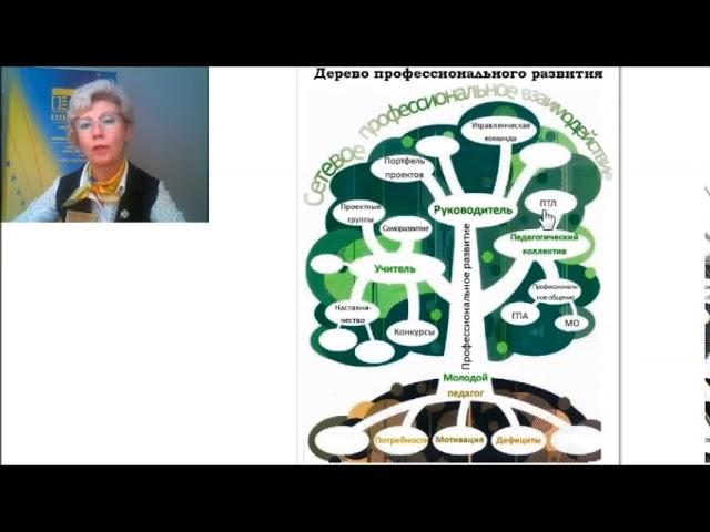 Модель профессионального развития учителя, педагогического коллектива и руководителя