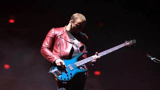 Muse - Hysteria ( Bass Only/ Isolated Track)