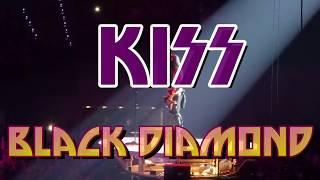 KISS - Black Diamond - live @ Ahoy Rotterdam, The Netherlands 24 May 2017
