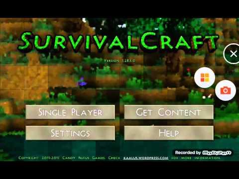 แจกตัวเกม Suvival craft ไม่จำกัดเวลา