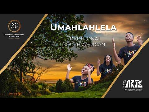 Umahlahlela - Traditional South African, Arr. Michael Barrett