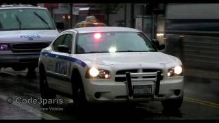 NYPD Police Cars: Highway Patrol, Traffic Stops (Compilation)