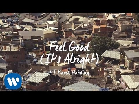 Blonde - Feel Good (It's Alright) feat. Karen Harding [Official Video]