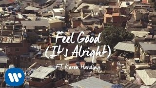 Смотреть клип Blonde Ft. Karen Harding - Feel Good