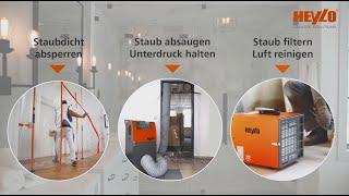 Staubfreie Badsanierung [Heylo]: Sauberes Arbeiten erhöht die Kundenzufriedenheit.