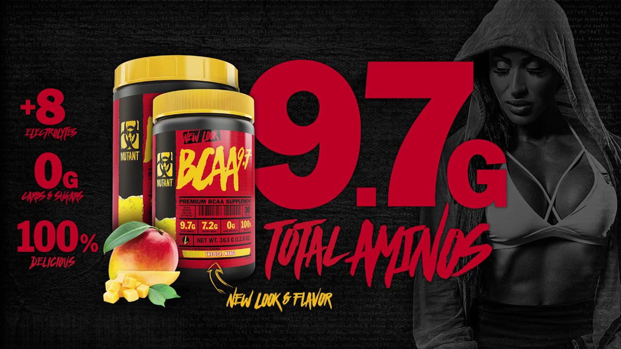 Image result for mutant bcaa