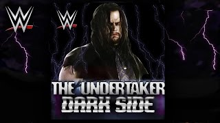 "WWE: ""Dark Side"" (The Undertaker) Theme Song + AE (Arena Effect)"