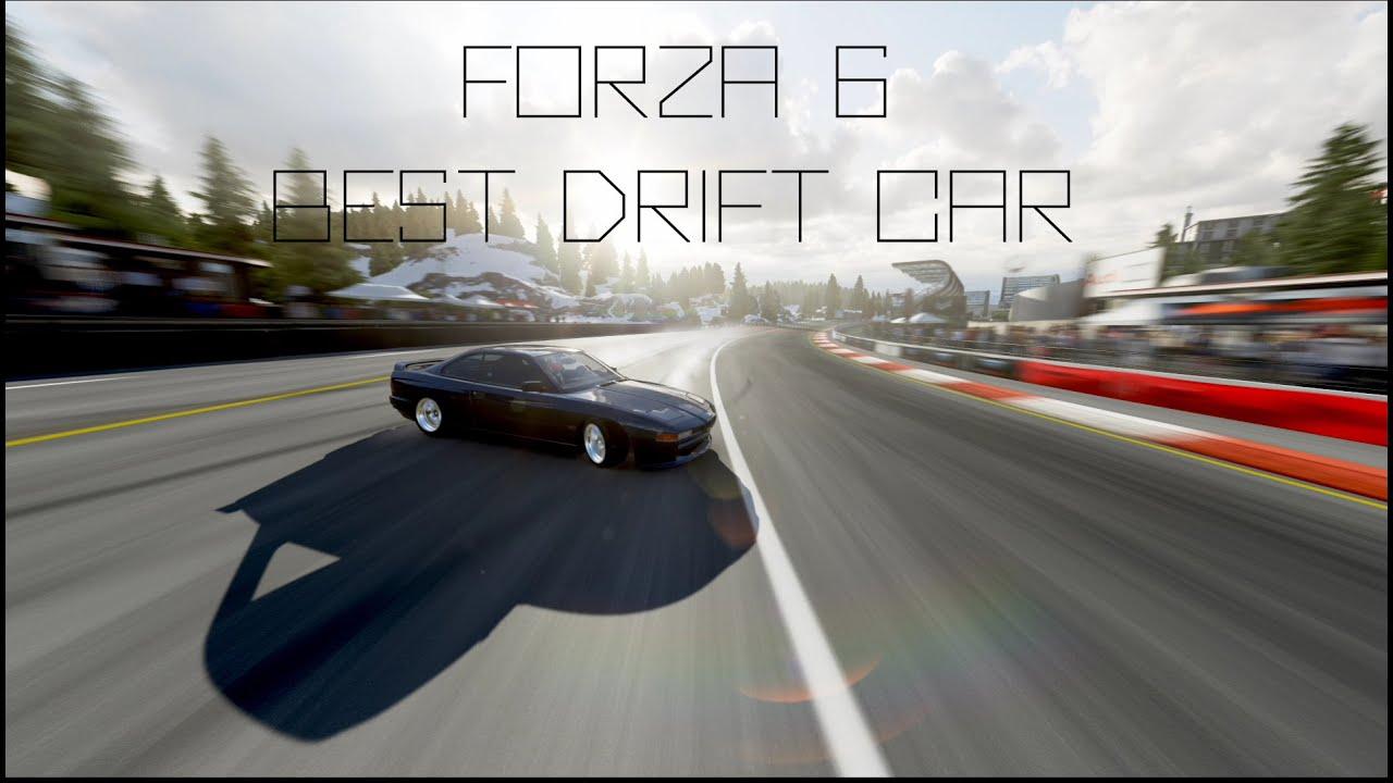 Drunk Drifting Best Drift Car Forza Youtube