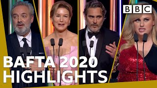 All the best bits from the 2020 Film BAFTAs! 🏆 - BBC