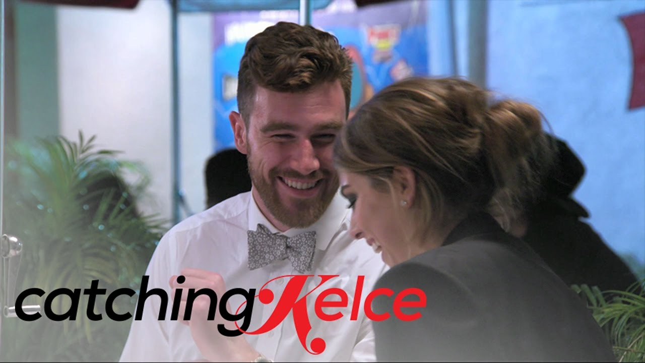Travis Kelce Likes Avery But Has Reservations Catching Kelce E