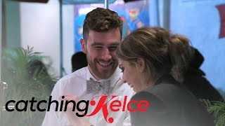 Travis Kelce Likes Avery--But Has Reservations | Catching Kelce | E!