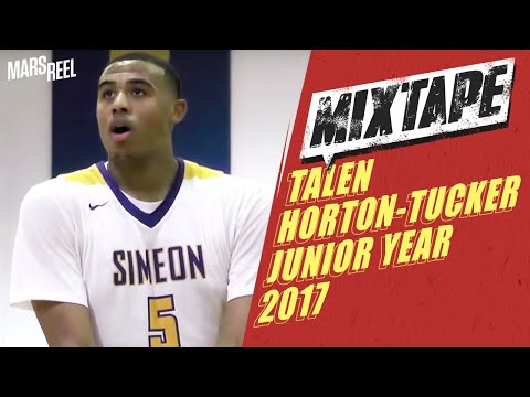 Talen Horton-Tucker Is The No.1 SF In ILLINOIS! OFFICIAL JUNIOR MIX!
